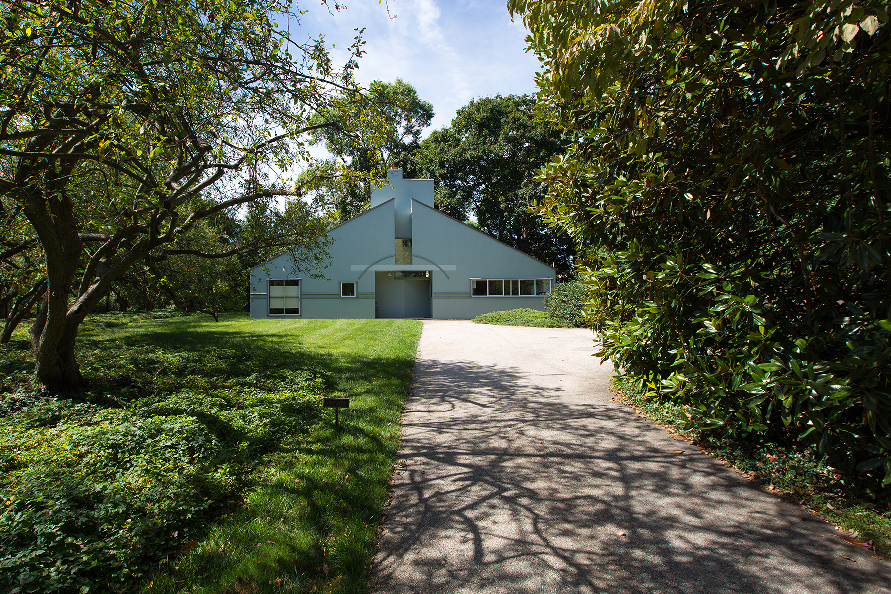 sales property at The Vanna Venturi House