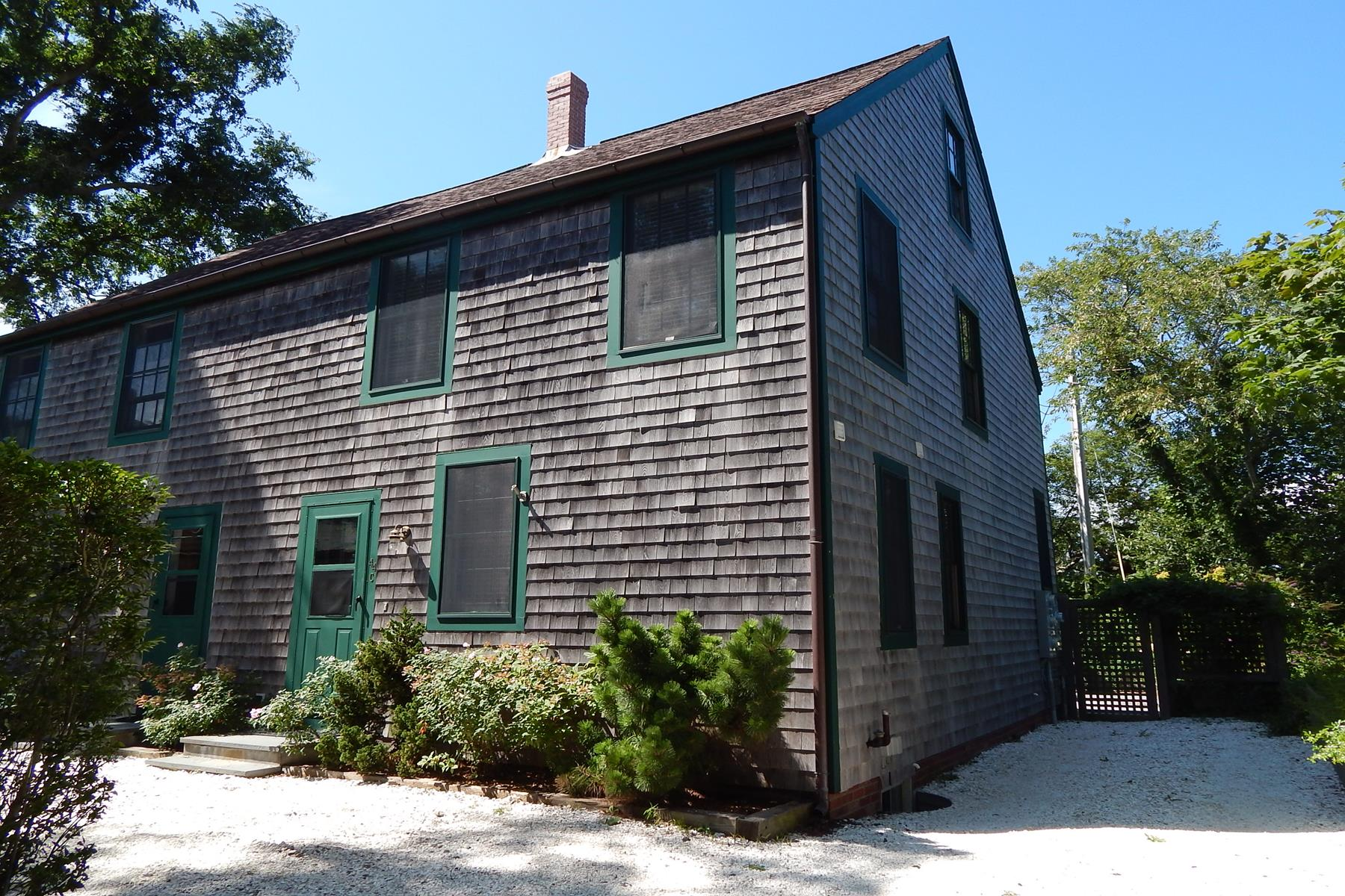 Copropriété pour l Vente à Multi Level Townhome 44 Pearl Street, Unit C Provincetown, Massachusetts 02657 États-Unis