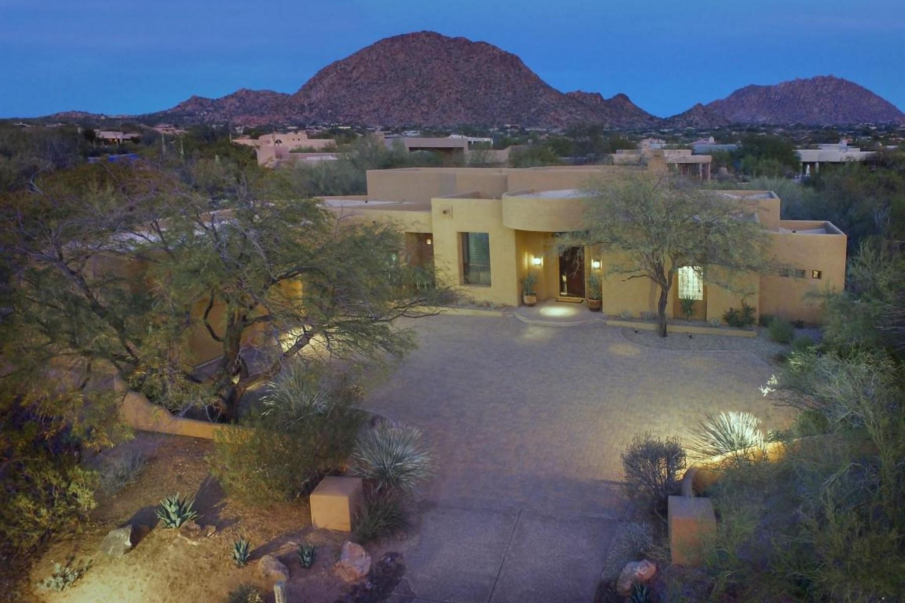 Tek Ailelik Ev için Satış at Desert highlands delight 10040 E Happy Valley Rd #363 Scottsdale, Arizona 85255 Amerika Birleşik Devletleri