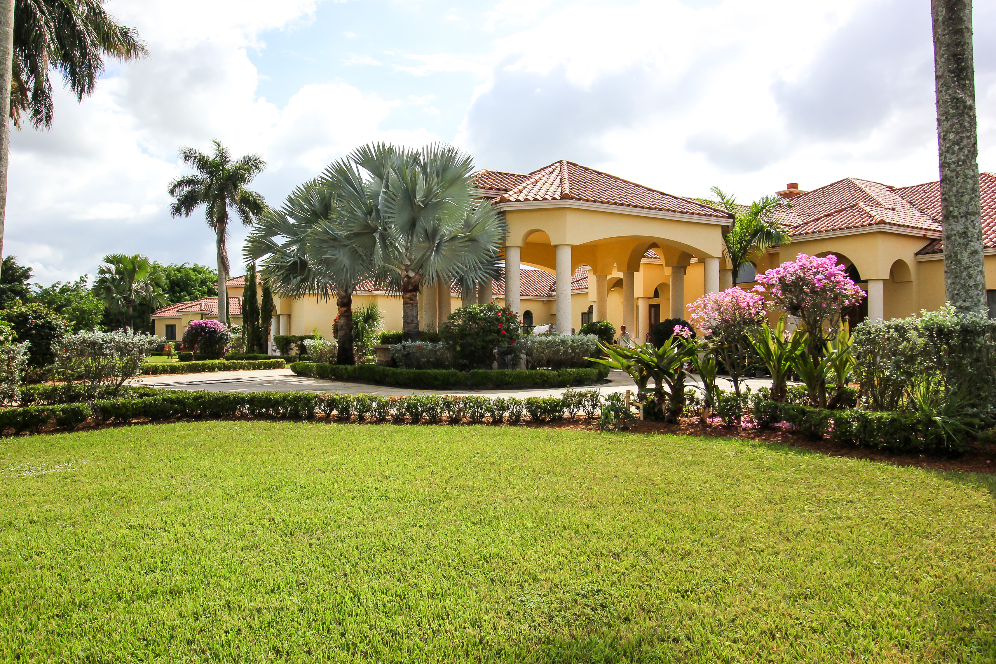 Maison unifamiliale pour l Vente à 15300 Golden Point Lane Palm Beach Point, Wellington, Florida 33414 États-Unis