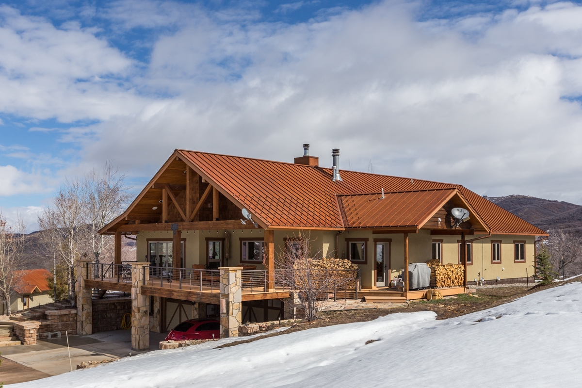 Single Family Home for Sale at Deerwood Ranch Home 31485 Deerwood Ranch Rd Oak Creek, Colorado 80467 United States