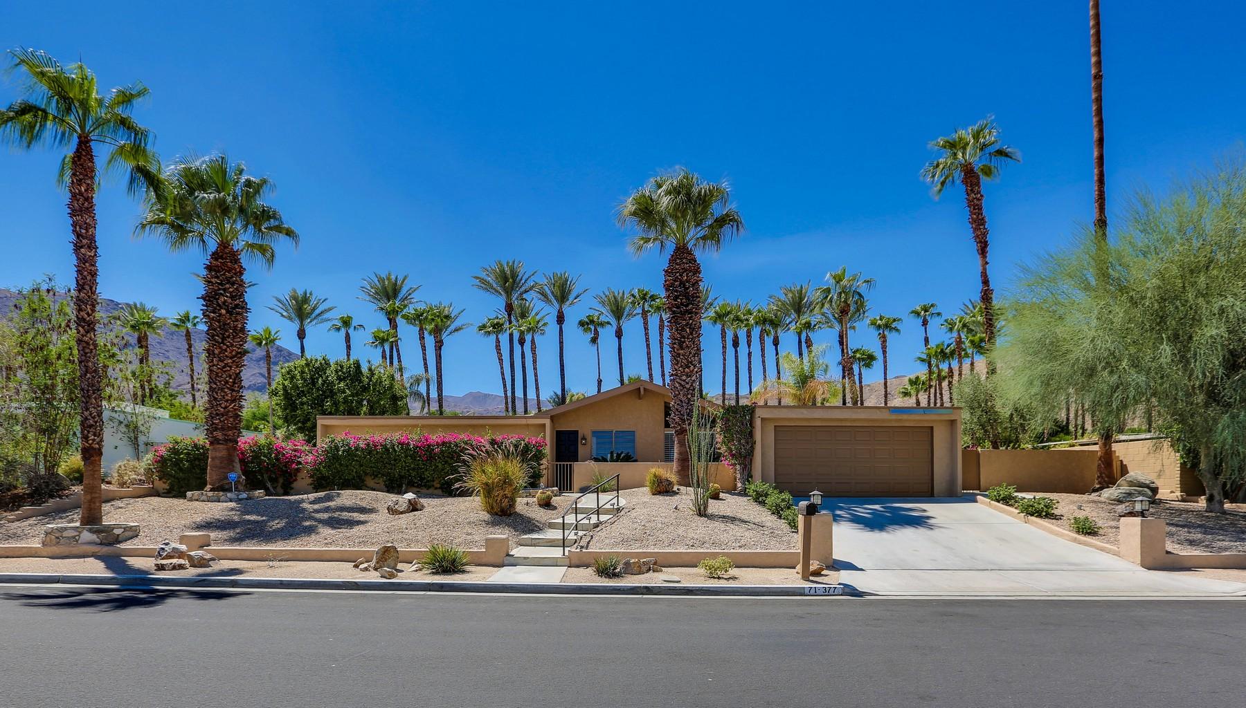 Vivienda unifamiliar por un Venta en 71377 Halgar Road Rancho Mirage, California, 92270 Estados Unidos