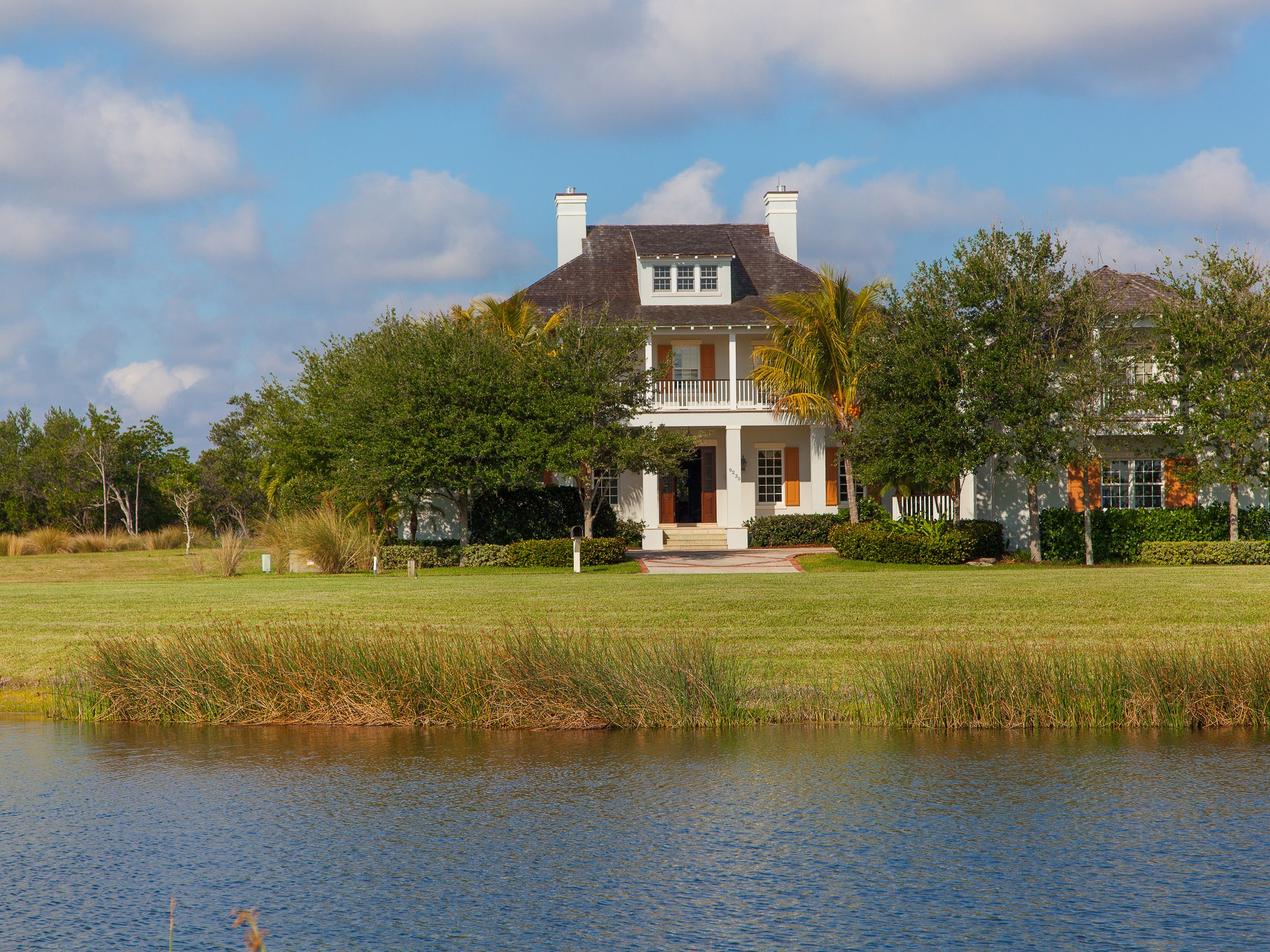 rentals property at Riverfront Masterpiece for Lease