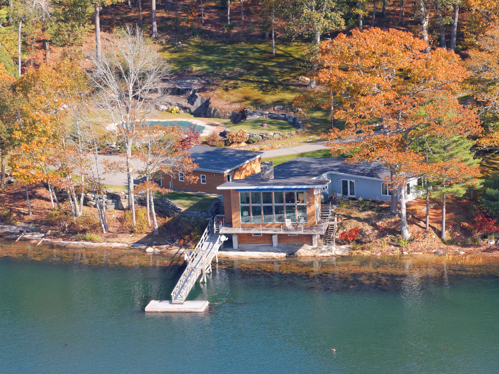 sales property at 669 Cross Point Road