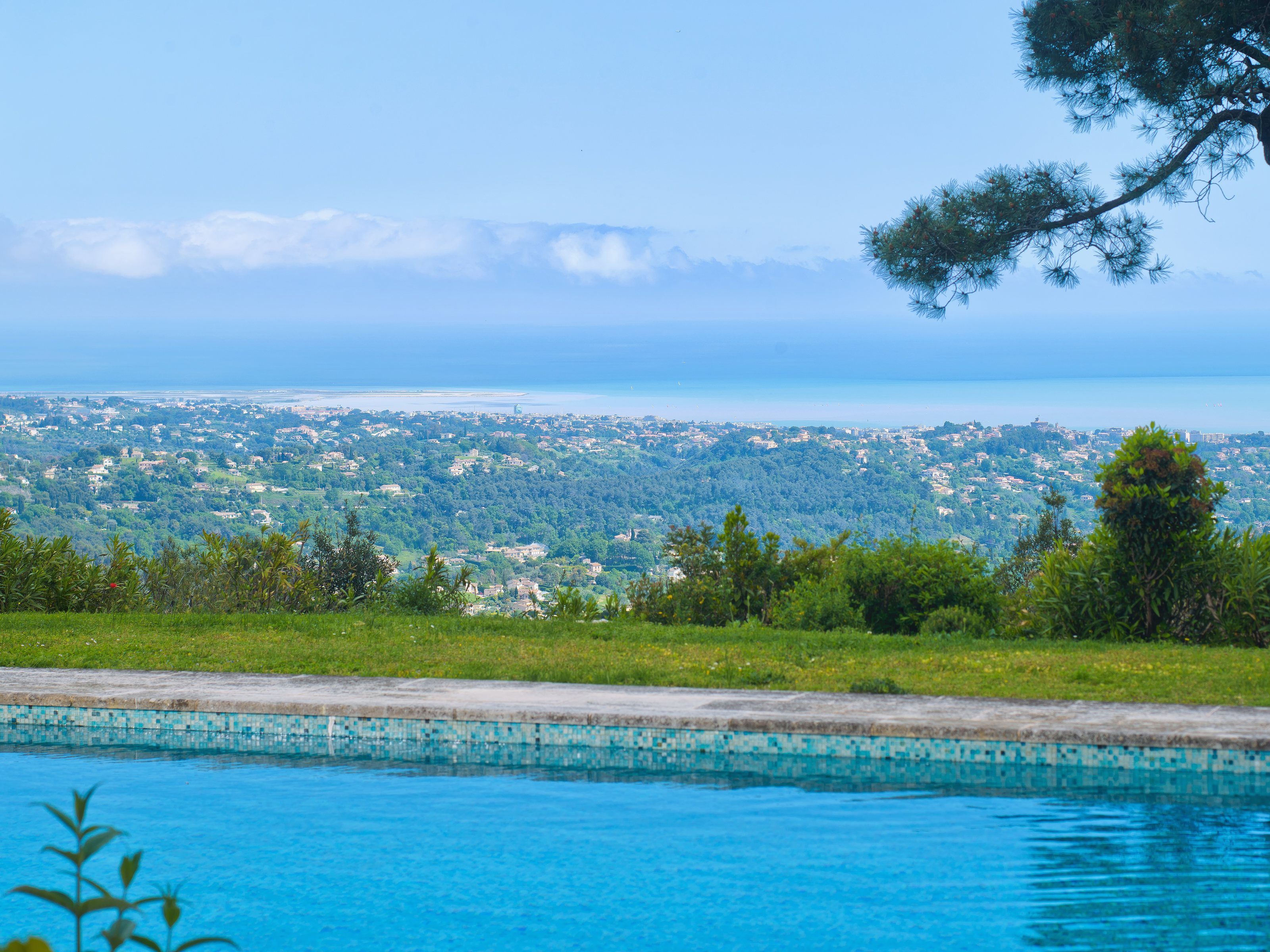 Single Family Home for Sale at Gorgeous Villa in St Paul de Vence with panoramic views Other France, Other Areas In France 06570 France