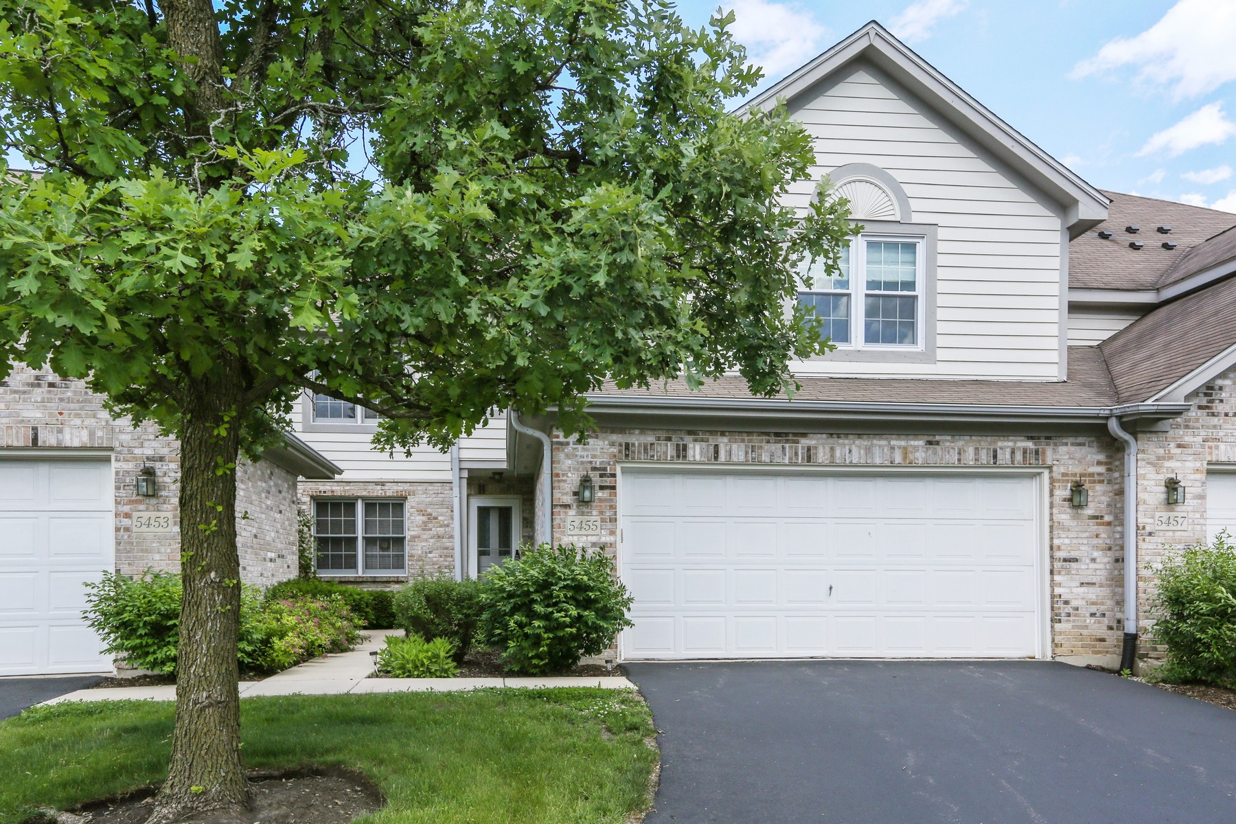 sales property at Stunning Two-Story Townhome in Downers North