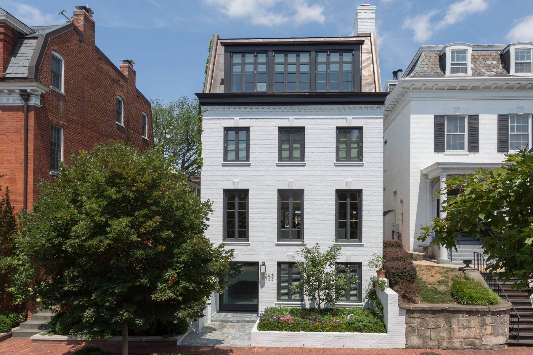 Single Family Home for Active at Georgetown 3245 N Street NW Washington, District Of Columbia 20007 United States