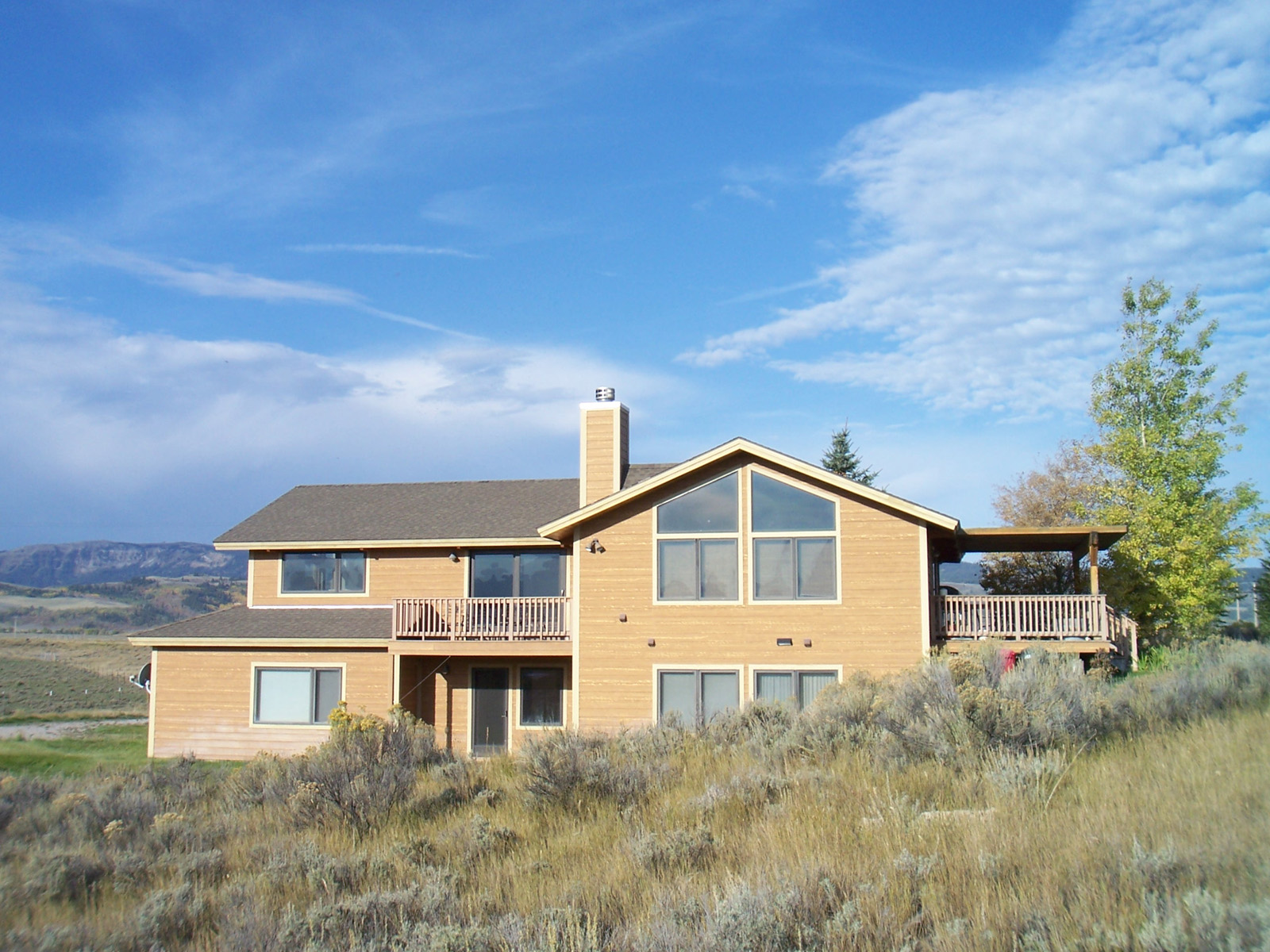 Property For Sale at Home with Teton Views on 27 Acres