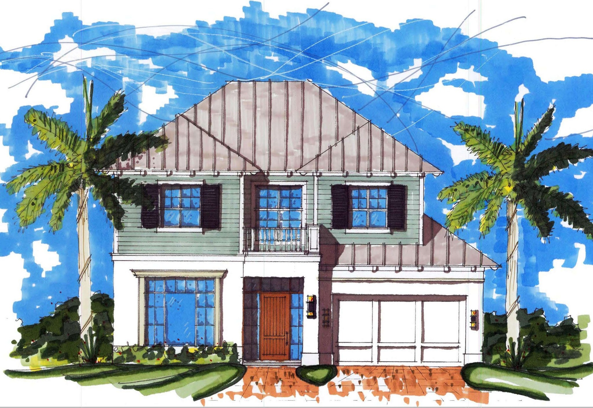 Casa Unifamiliar por un Venta en Avalon Beach Cottage 120 Ocean Estates Drive Fort Pierce, Florida, 34949 Estados Unidos