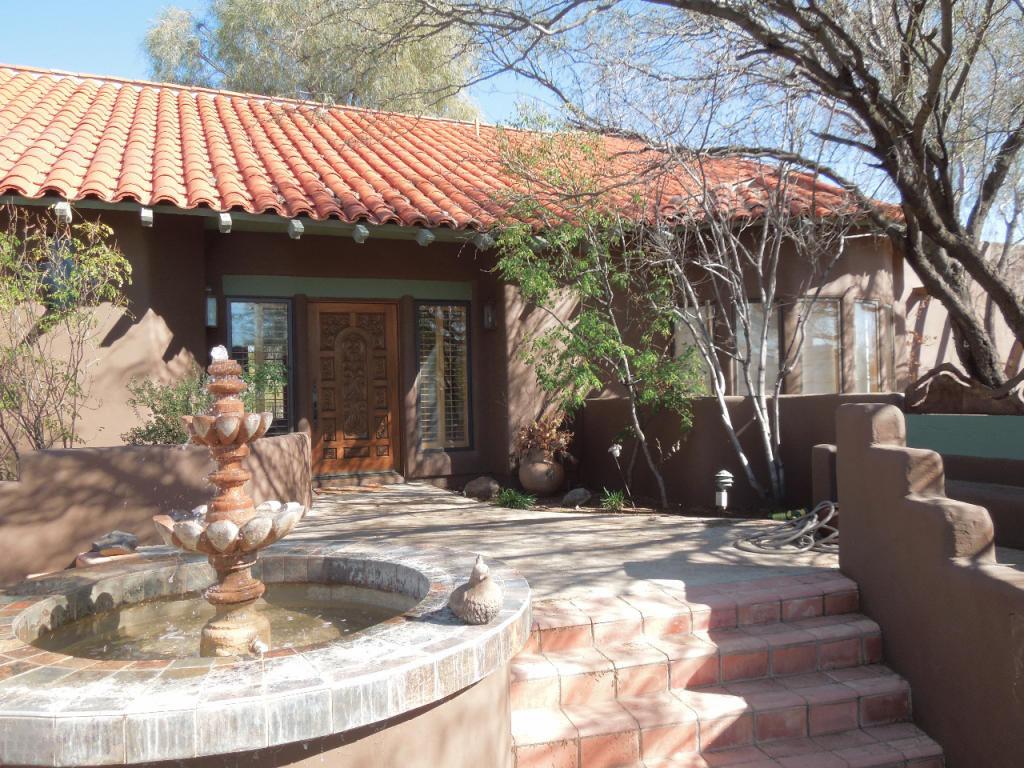 단독 가정 주택 용 매매 에 Beautiful Equestrian Estate 6402 E WILLOW SPRINGS LN N Cave Creek, 아리조나 85331 미국