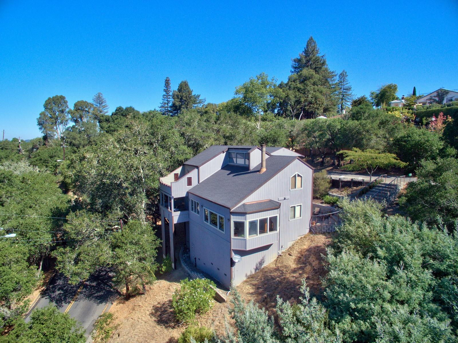 Vivienda unifamiliar por un Venta en 933 Benjamin Way Healdsburg, California, 95448 Estados Unidos