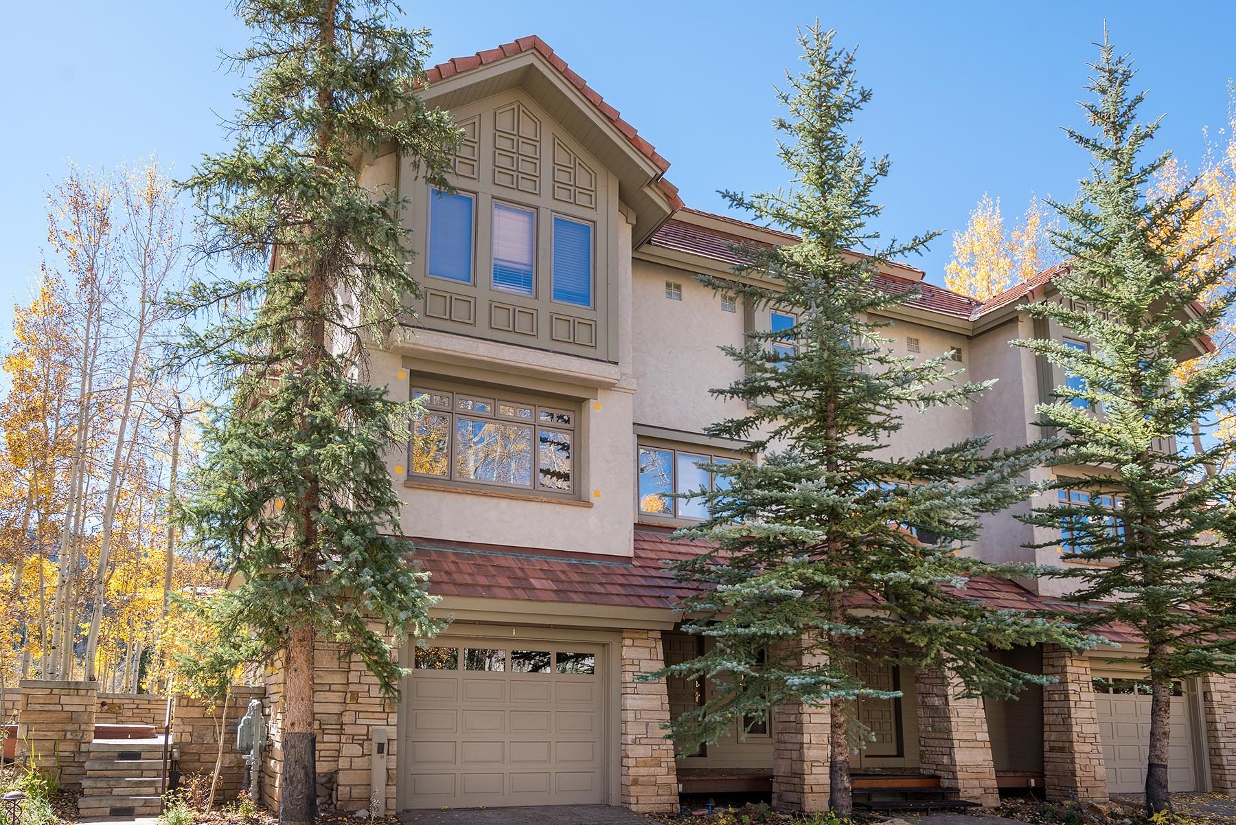 多棟聯建住宅 為 出售 在 Tramontana 1 105 Aspen Ridge Drive, Unit 1 Telluride, 科羅拉多州, 81435 美國