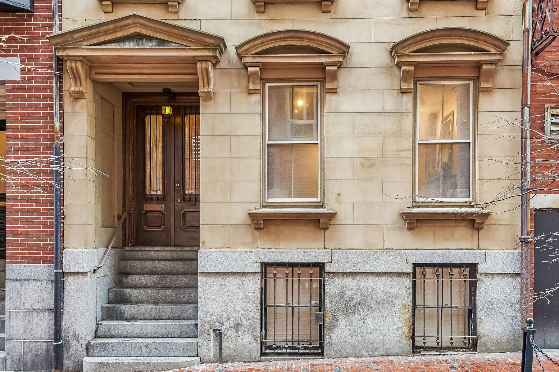 Кооперативная квартира для того Продажа на 60 Temple Street 60, Boston 60 Temple St 60 Boston, Массачусетс, 02114 Соединенные Штаты