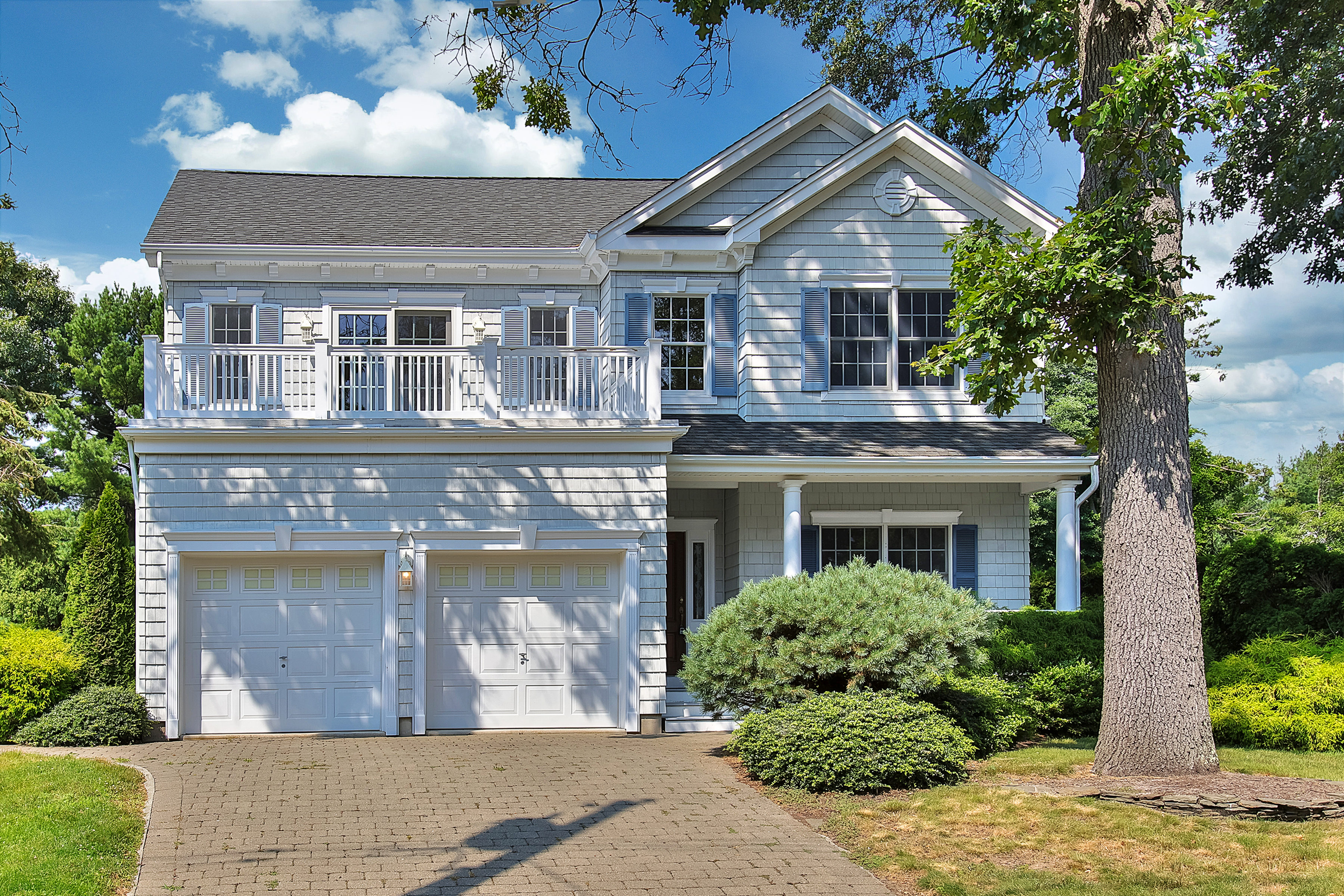 Single Family Home for Sale at Classic Seashore Colonial 2217 2nd Ave Spring Lake, New Jersey 07762 United States