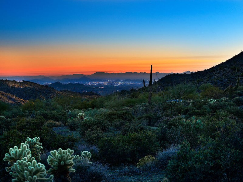地產 為 出售 在 Quiet & Private Custom Homesite in Desert Mountain 9332 E Grapevine Pass #345 Scottsdale, 亞利桑那州 85262 美國