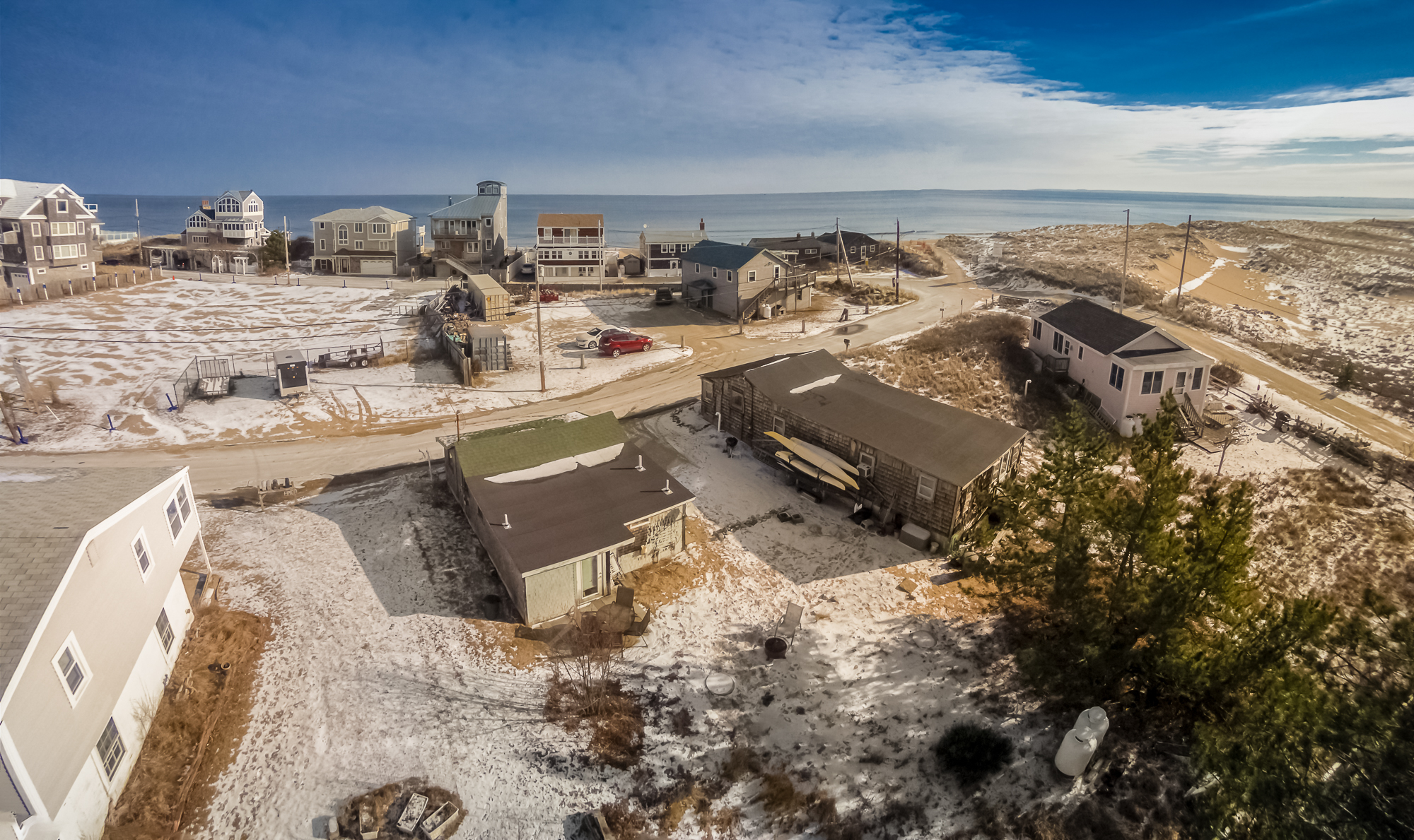 Single Family Home for Sale at Plum Island Retreat 80 Southern Blvd Newbury, Massachusetts 01951 United States
