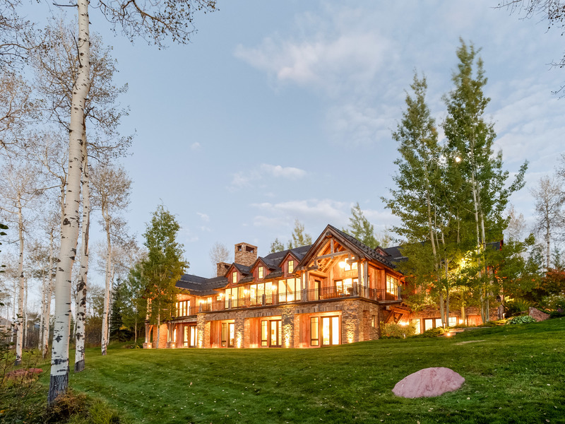Villa per Vendita alle ore Eagle Pines Sanctuary 200 Eagle Pines Drive Aspen, Colorado 81611 Stati Uniti