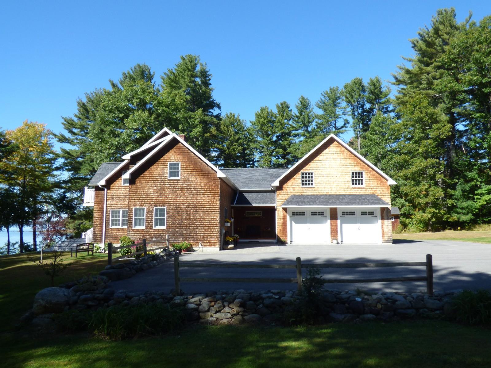 Single Family Home for Sale at Piscataqua Riverfront Shingle Style Home 36 Wisteria Lane Eliot, Maine 03903 United States