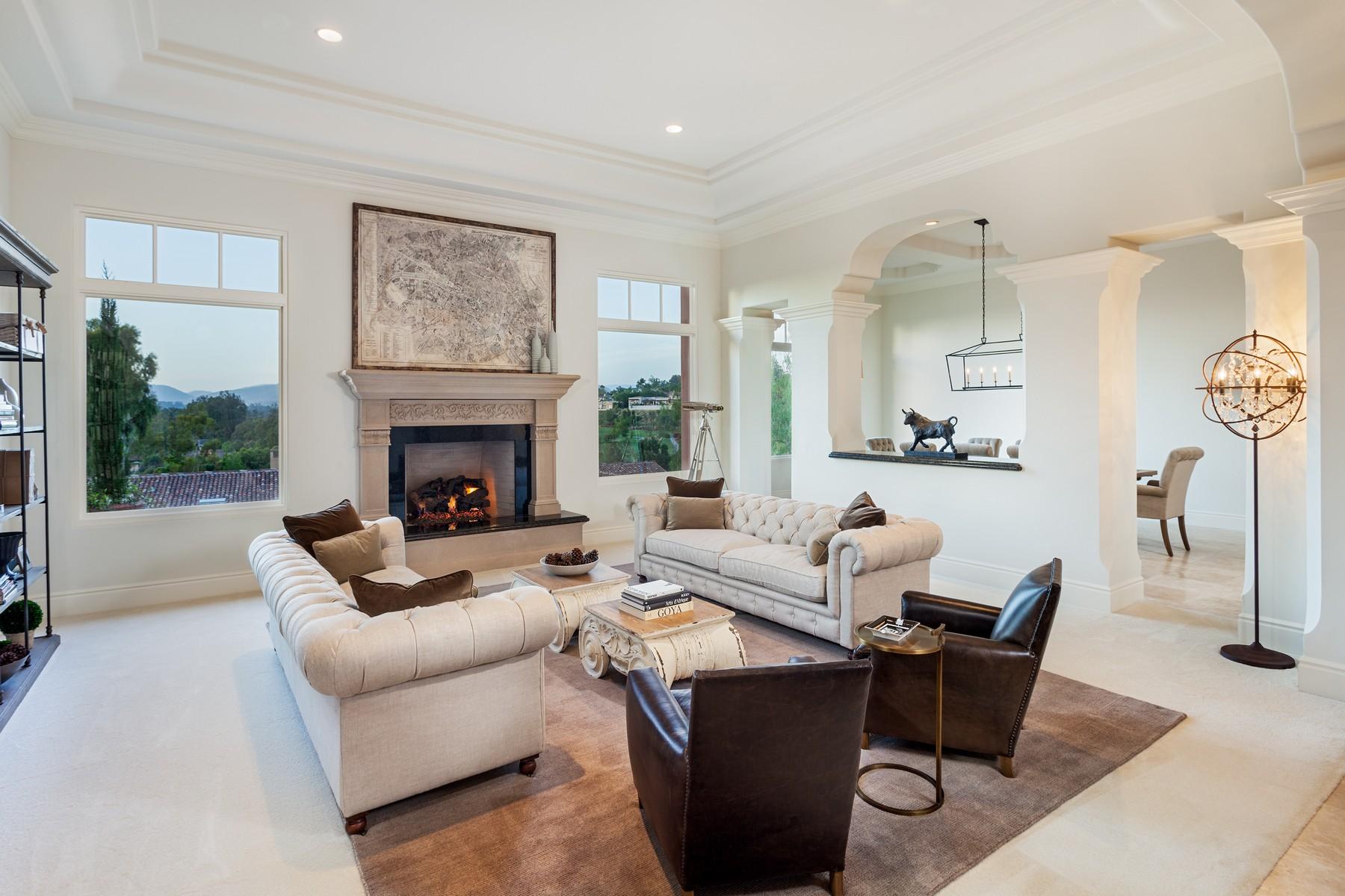 Villa per Vendita alle ore 6182 Paseo Valencia Rancho Santa Fe, California 92067 Stati Uniti