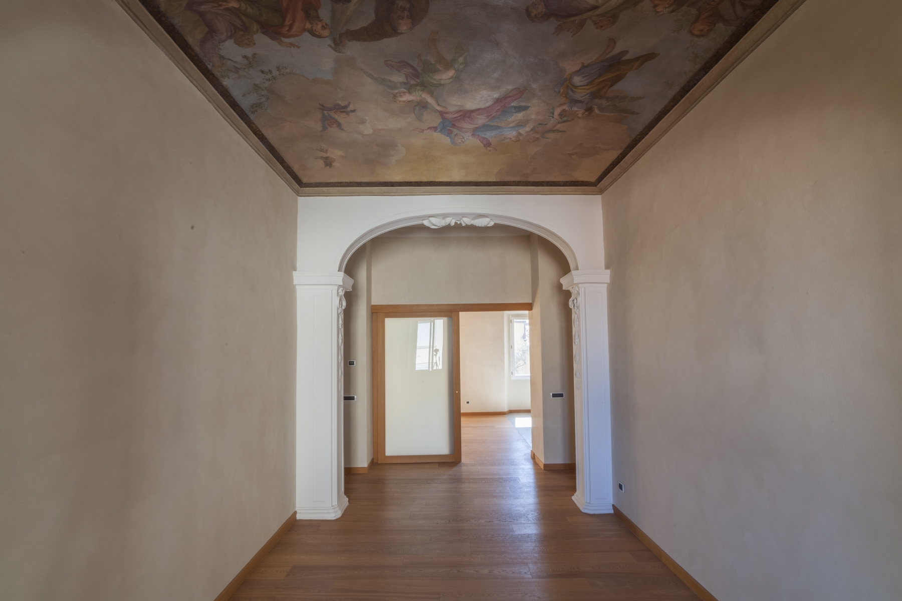 Apartamento por un Venta en Beautiful new penthouse with views of the Brunelleschi Dome Firenze, Florence Italia