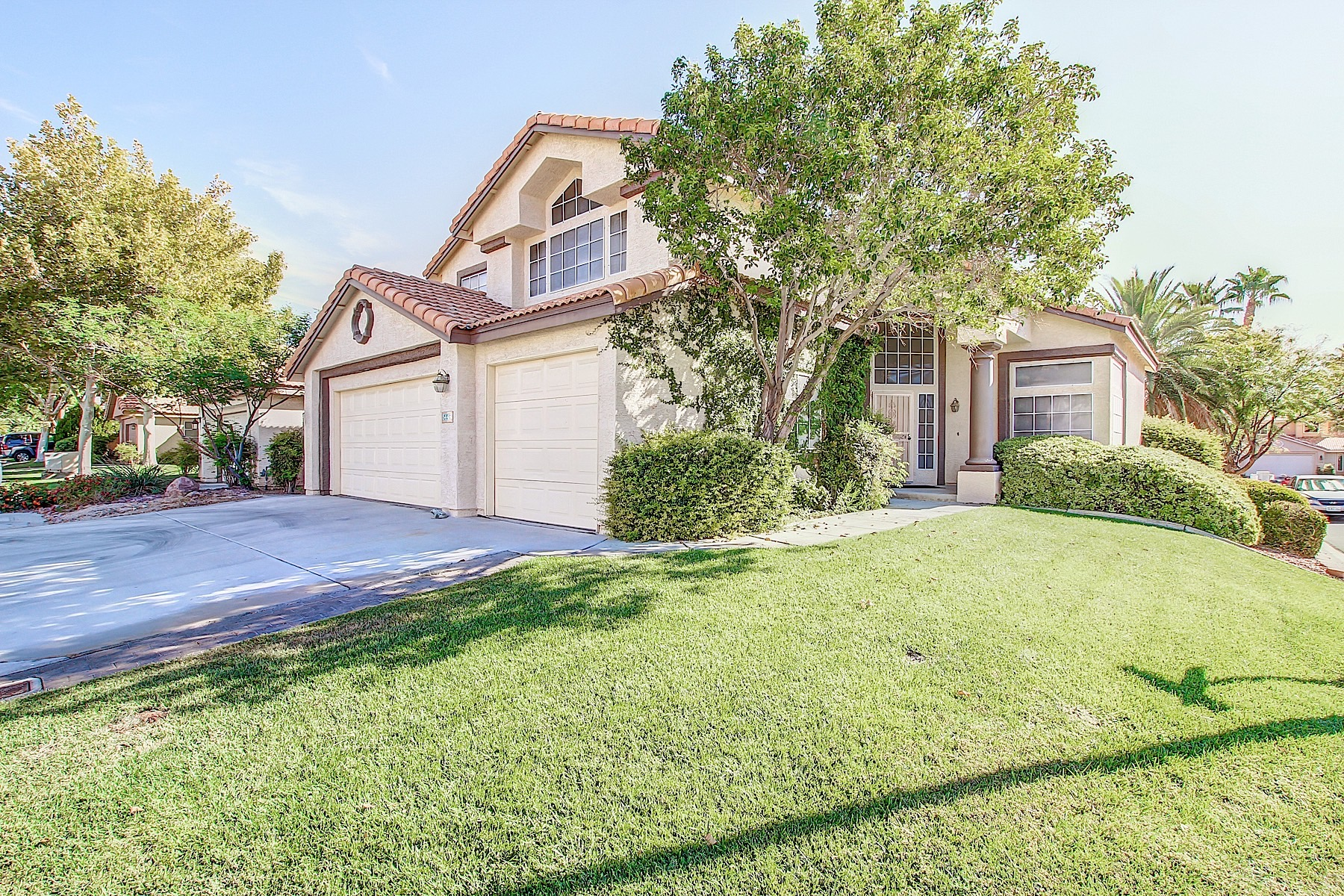 Single Family Home for Sale at 5448 Big Sky Lane Las Vegas, Nevada, 89149 United States