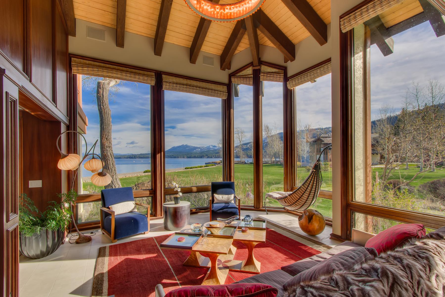 Condominium for Active at 4000 West Lake Boulevard, Fleur Du Lac #19 4000 West Lake Boulevard Fleur Du Lac #19 Homewood, California 96141 United States