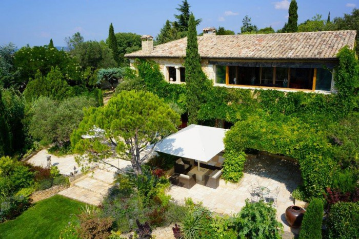 Single Family Home for Sale at NEAR UZES EXCEPTIONAL VIEW Uzes, Languedoc-Roussillon 30700 France