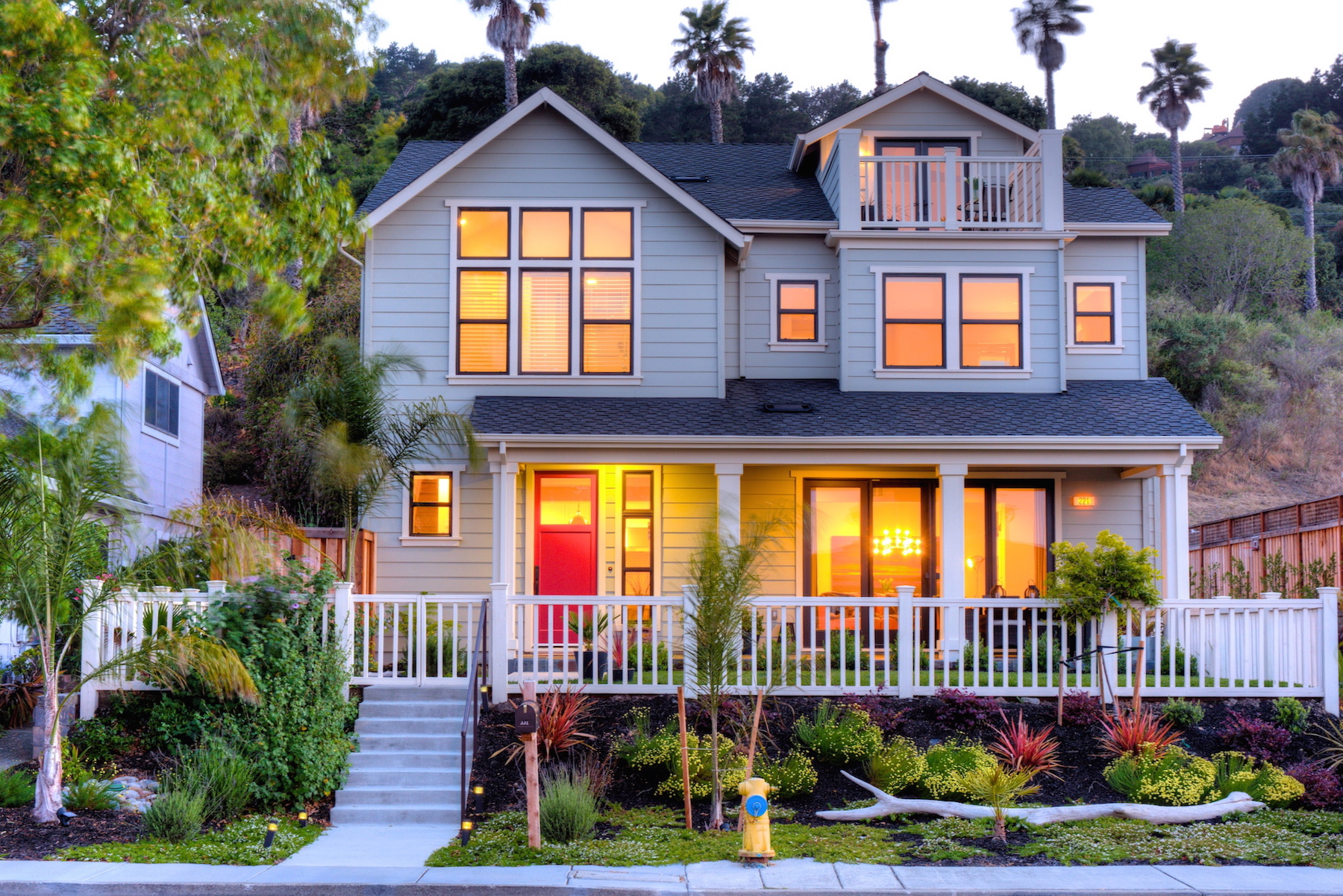 Single Family Home for Sale at Modern Living in Tiburon 221 Trinidad Dr Tiburon, California 94920 United States