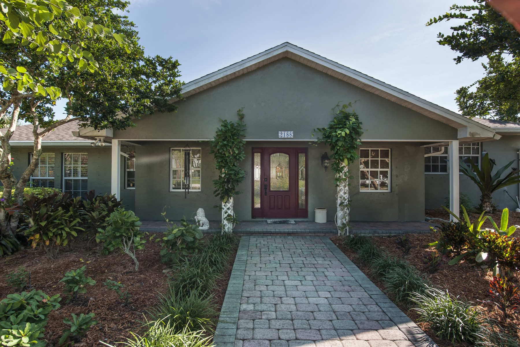 Property For Sale at Home on 3+ Acres with Old Florida Charm
