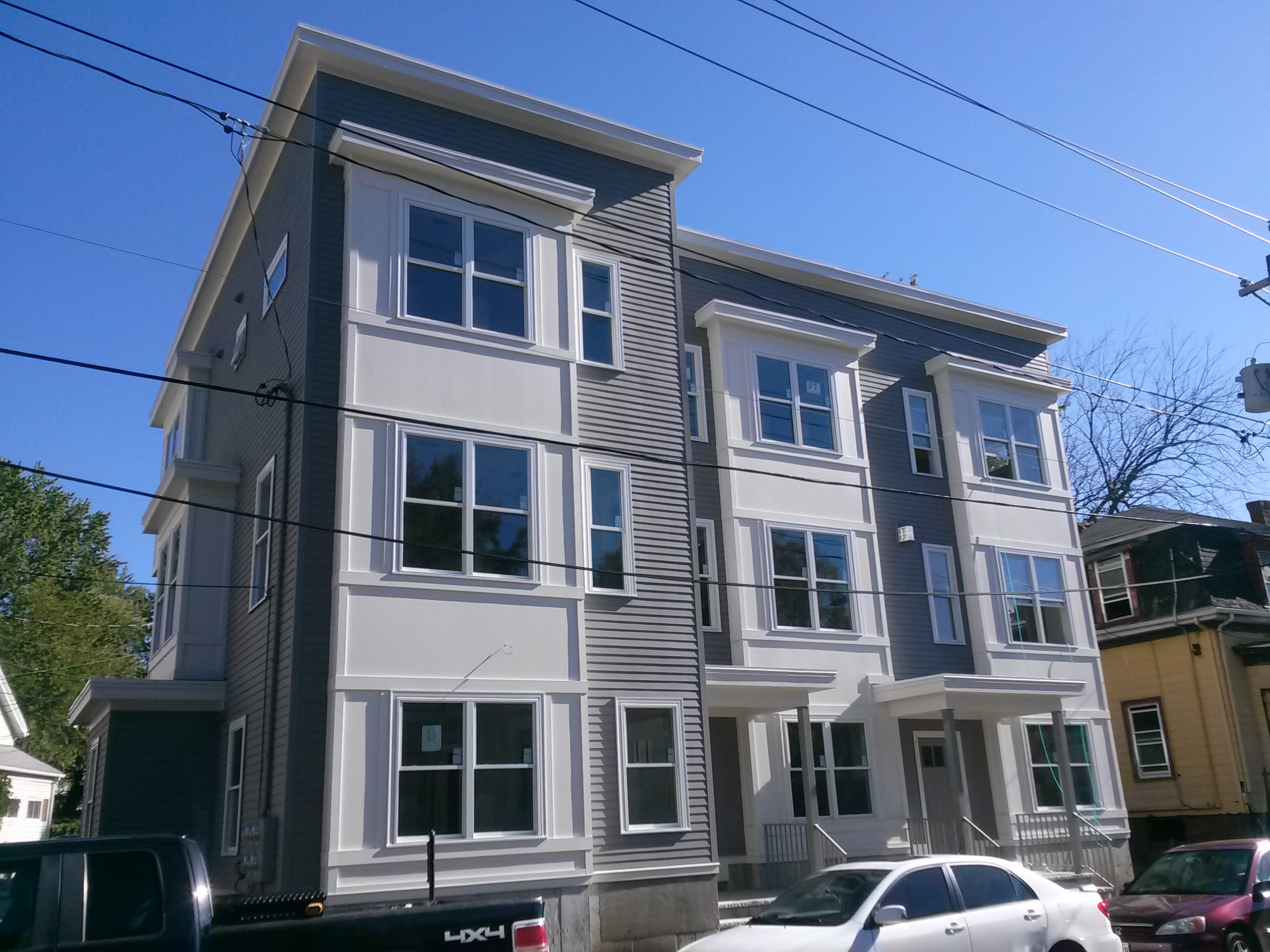 Townhouse for Sale at 244 Amory Street Boston, Massachusetts 02130 United States