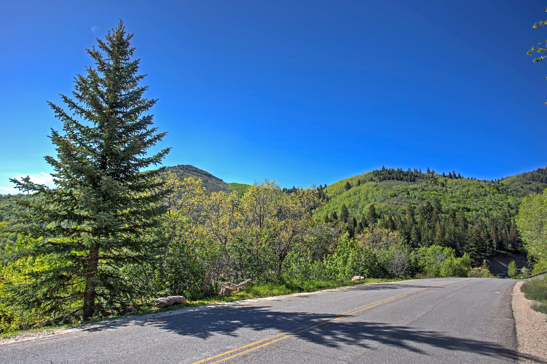 Terreno por un Venta en Spectacular View Lot Backing to Open Space and Trails 7111 N Stagecoach Rd Park City, Utah, 84098 Estados Unidos