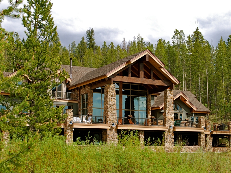sales property at Elegant Sawtooth Home