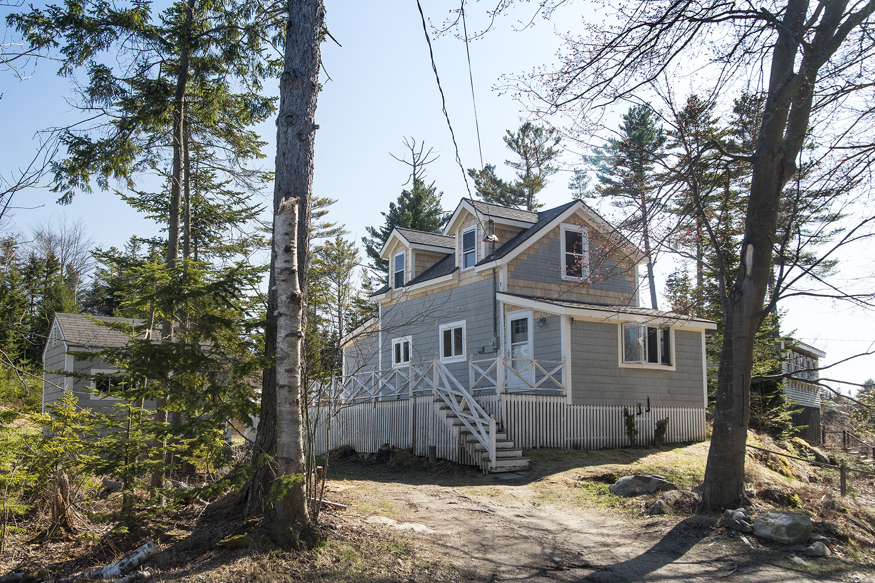 Single Family Home for Sale at 25 Cove Road Long Island, Maine 04050 United States