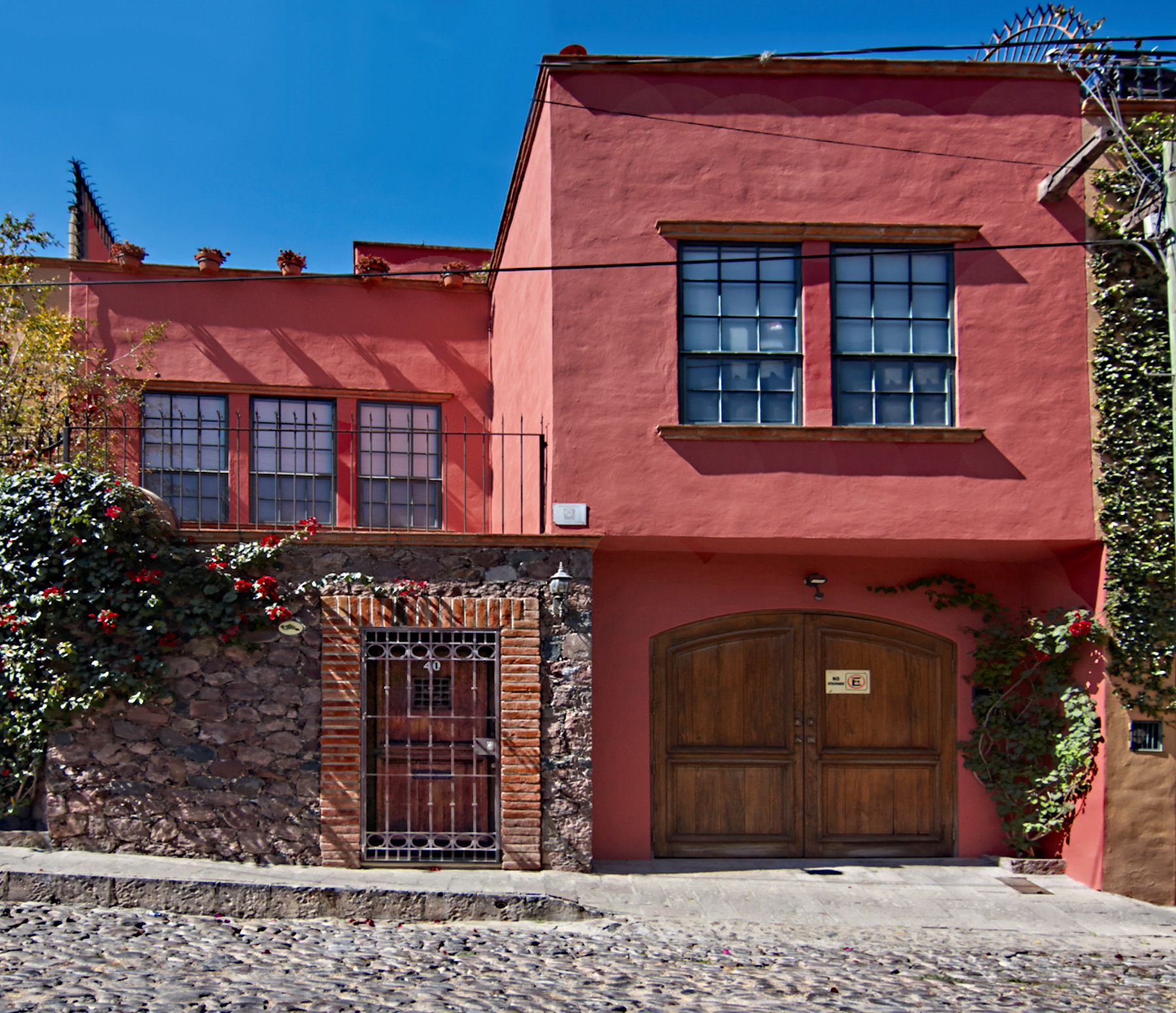 Single Family Home for Sale at CASA ALLENDE San Antonio, San Miguel De Allende, Guanajuato Mexico