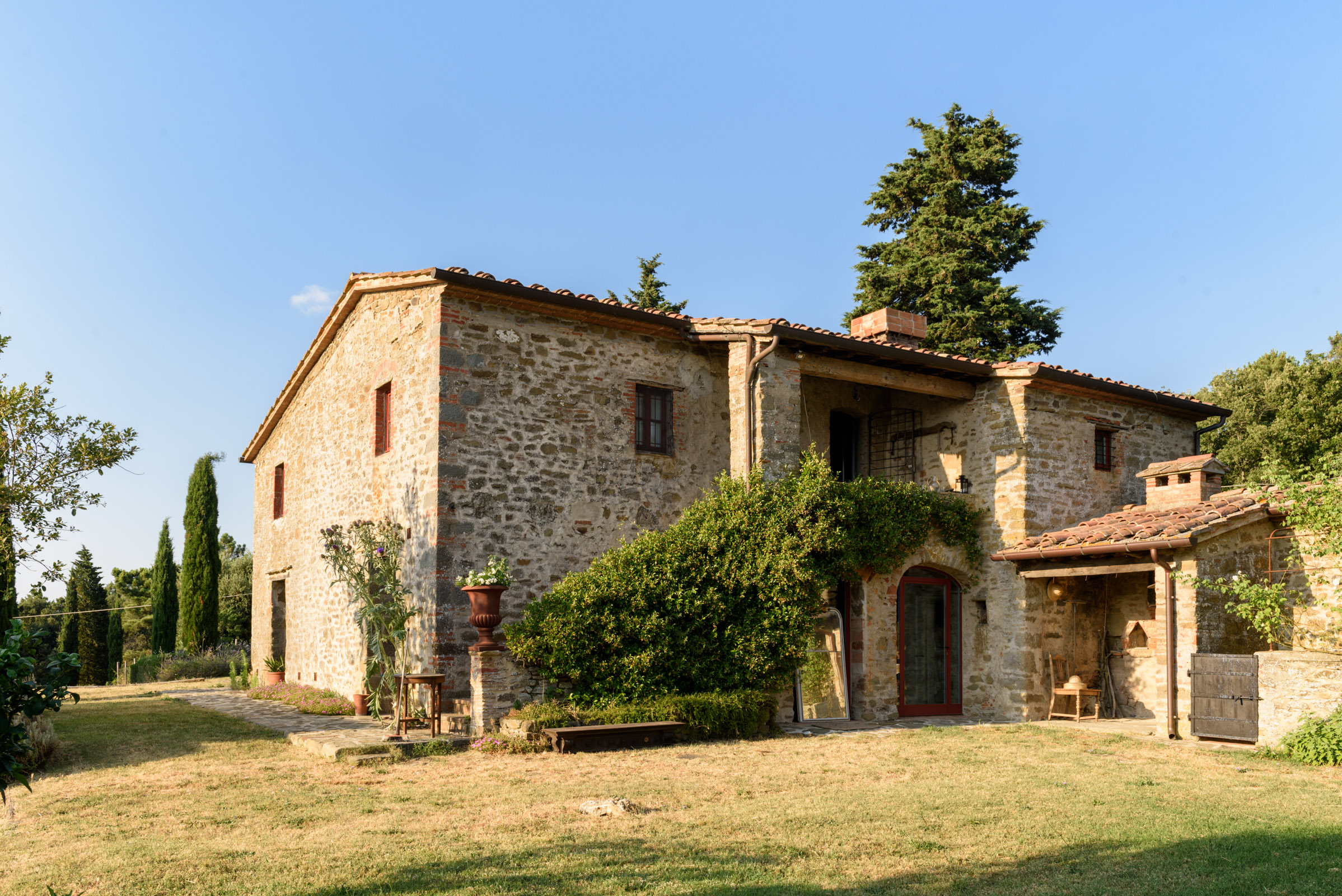 Single Family Home for Sale at Siena view - Country retreat Chianti hills Monte San Savino, Arezzo Italy