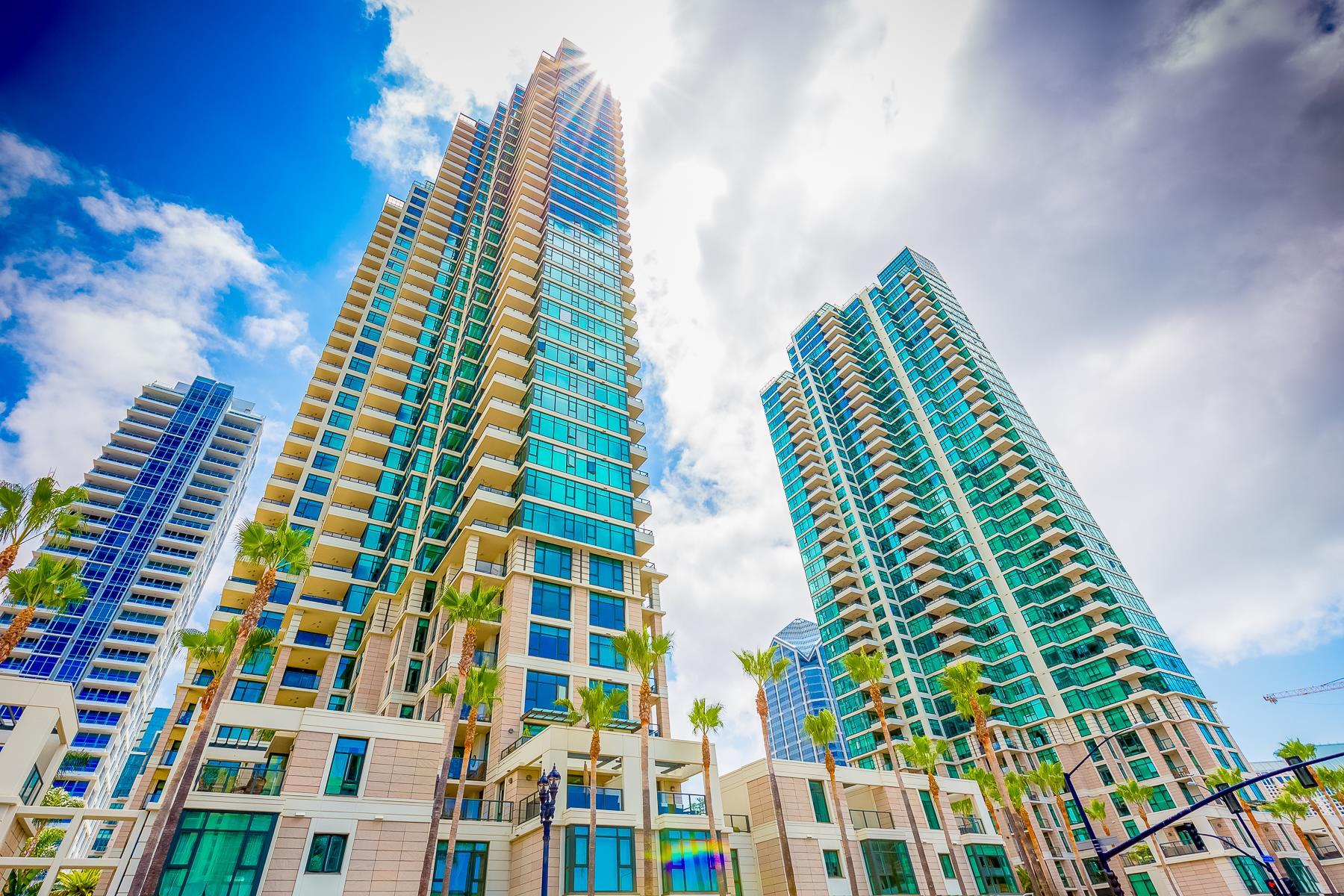 Condominio per Vendita alle ore 1205 Pacific Highway, 3204 San Diego, California 92101 Stati Uniti