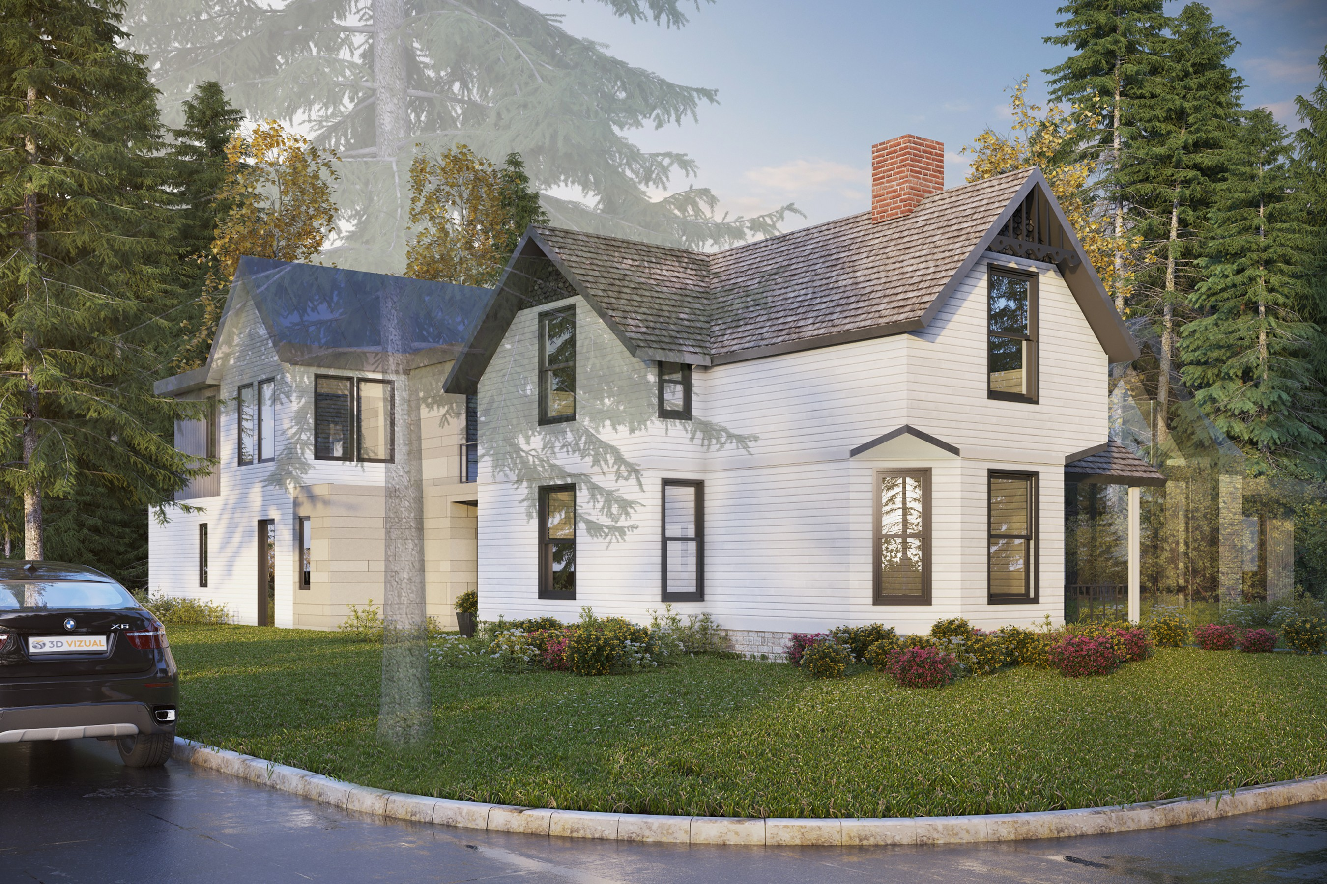 Single Family Home for Sale at West End Victorian 530 W Hallam Street West End, Aspen, Colorado, 81611 United States
