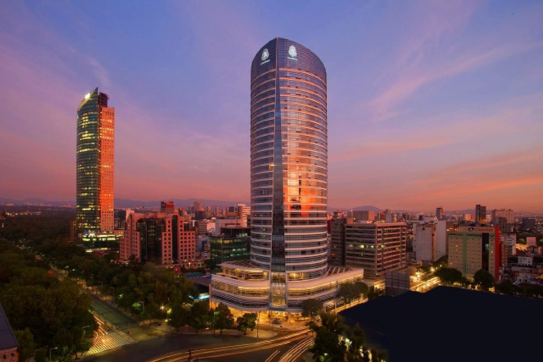 sales property at Pent House St. Regis Residence , Mexico City