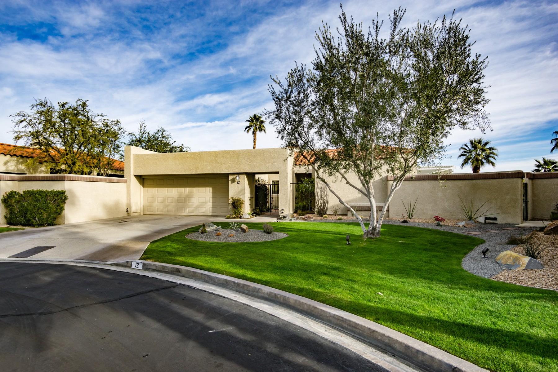 Single Family Home for Sale at 12 Vista Loma Drive Rancho Mirage, California 92270 United States