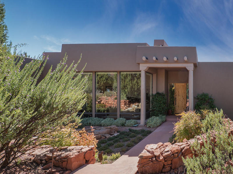 Property For Sale at Stunning Southwest Contemporary