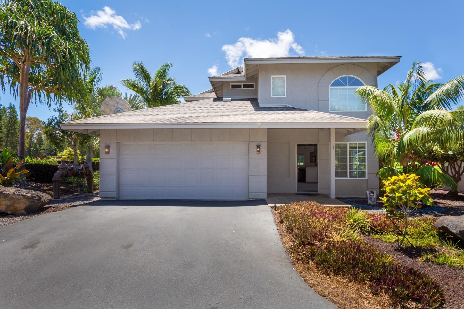 独户住宅 为 销售 在 Fairway Villas 68-3888 Lua Kula St. #1 威克洛亚, 夏威夷 96738 美国
