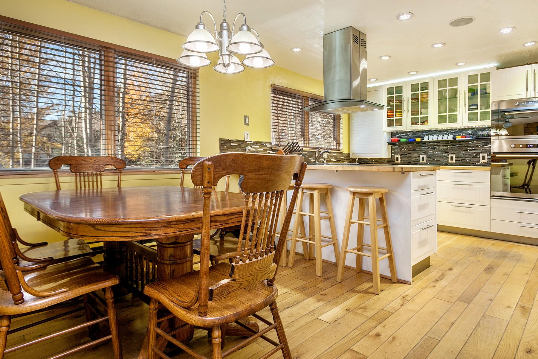 Single Family Home for Sale at 2844 Garmisch Dr. 2488 Garmisch Dr Vail, Colorado, 81657 United States