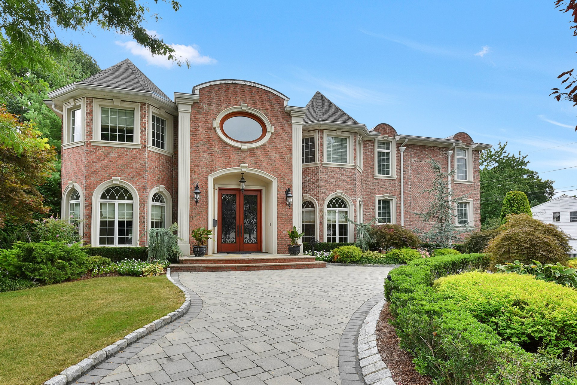 Single Family Home for Sale at Custom Built Colonial 4 Vine St Englewood Cliffs, New Jersey, 07632 United States