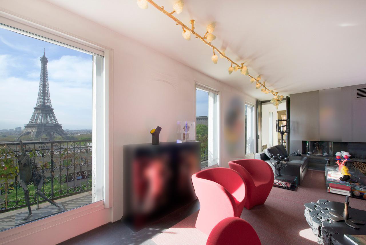 Appartement pour l Vente à Paris 16 - Avenue du Président Wilson Paris, Paris 75016 France