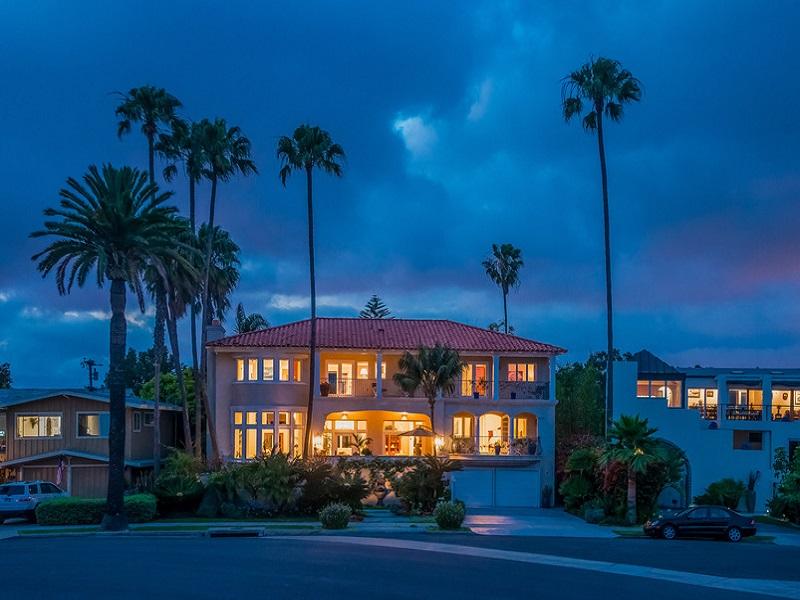 Nhà ở một gia đình vì Bán tại 511 Marina Avenue Coronado, California 92118 Hoa Kỳ