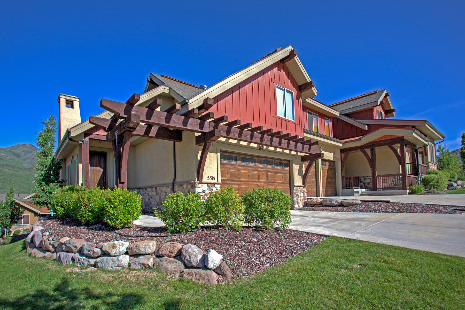 Moradia em banda para Venda às Open Floor Plan in Immaculate Condition 5315 Edgewood Ave Heber, Utah 84032 Estados Unidos