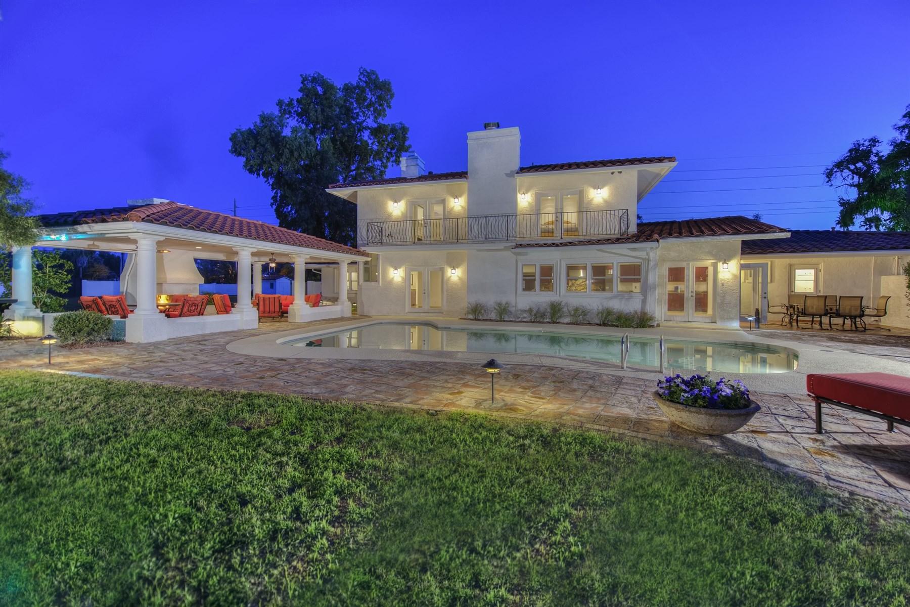 一戸建て のために 売買 アット Luxurious Resort Style Living In The Heart Of Scottsdale 10601 N Montrose Way Scottsdale, アリゾナ 85254 アメリカ合衆国