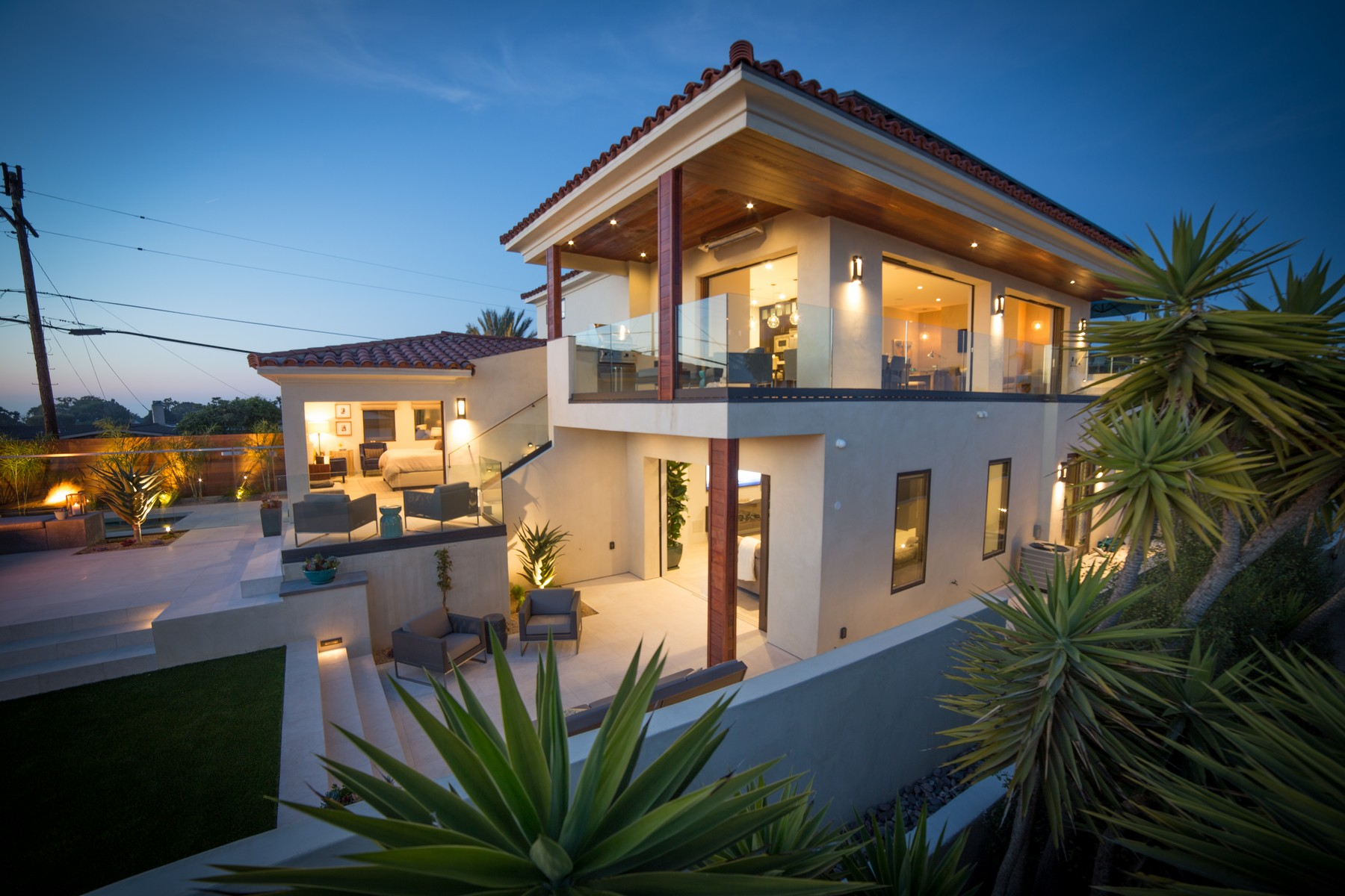 Casa para uma família para Venda às 1291 La Jolla Rancho Road La Jolla, Califórnia 92037 Estados Unidos