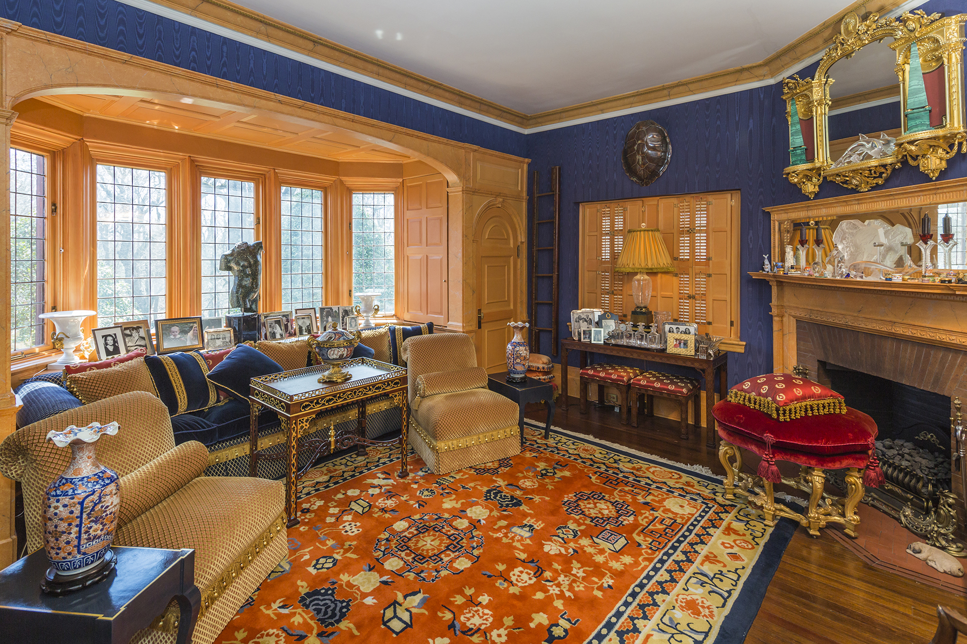 Additional photo for property listing at Great Warmth Amid Turn-of-the-Century Ambiance 2 Constitution Hill East Princeton, Nueva Jersey 08540 Estados Unidos