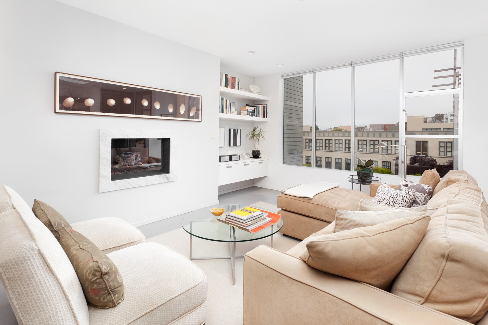 sales property at Sophisticated North Beach Condo